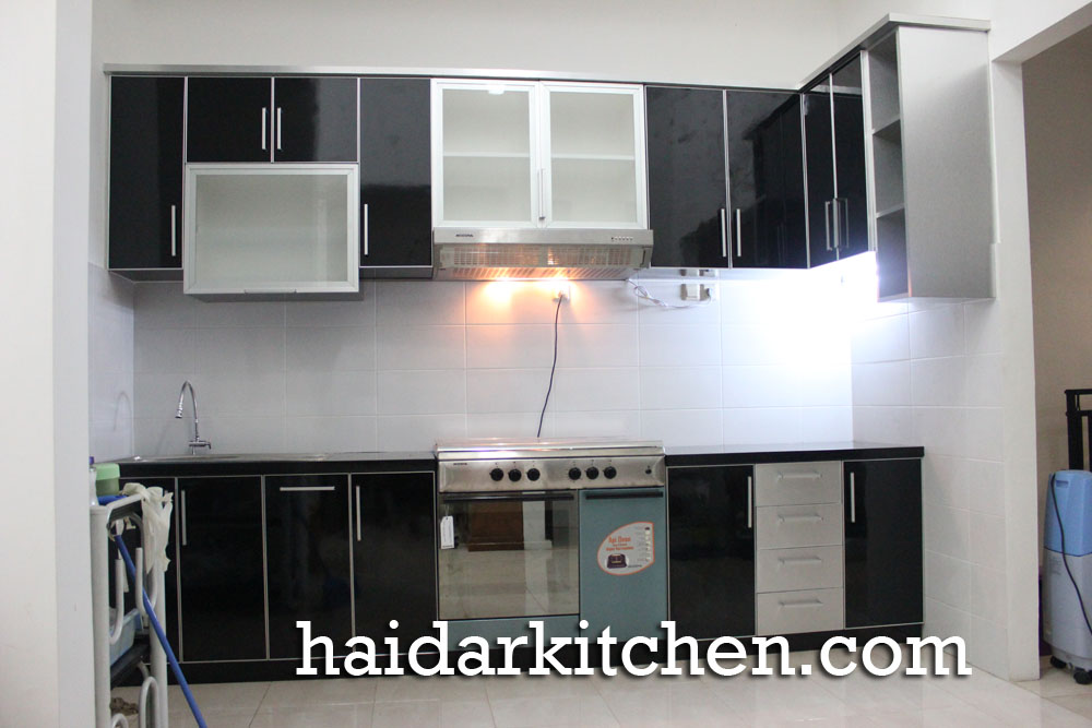 Haidar Kitchen Blog Archive Kitchen Set Villa Nusa Indah 3 Bekasi