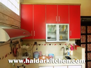 KItchen set Minimalis JatiAsih